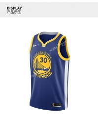 Warrior NBA Blue Jersey