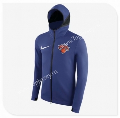 NBA Purple With Hat Tracksuit Top 7