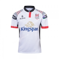 2019-20 Ulster Home White Thailand Rugby Shirt