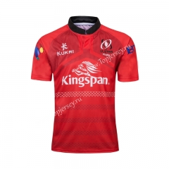 2019-20 Ulster Away Red Thailand Rugby Shirt