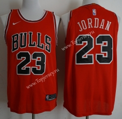 Chicago Bulls Red #23 NBA Jersey