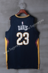 New Orleans Pelicans Royal Blue #23 NBA Jersey