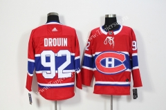Montreal Canadiens Red #92 NHL Jersey