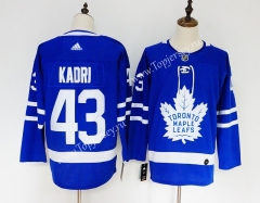 Toronto Maple Leafs Blue #43 NHL Jersey