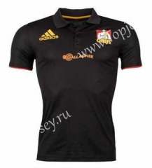2019-2020 Chiefs Black Thailand Rugby Shirt