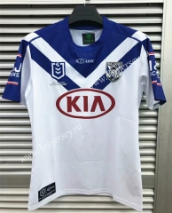 2019-2020 Dog White Thailand Rugby Shirt