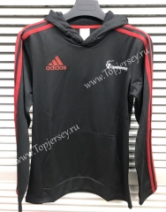 2019 Crusader Black Rugby Tracksuit Top With Hat
