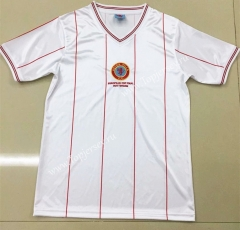 Retro Version 1982 Aston Villa Home White Thailand Soccer Jersey AAA-AY