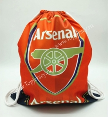 Arsenal Red Drawstring Bag