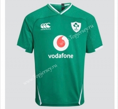 2019-2020 Ireland Home Green Thailand Rugby Shirt
