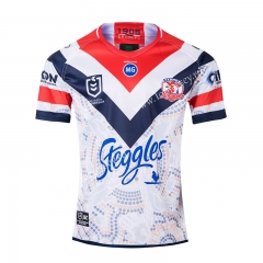 2019 Hero Edition Australia Roosters Thailand Rugby Shirt