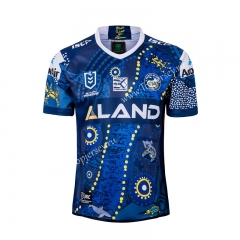 Commemorative Edition 2019-2020 Fishes Blue Thailand Rugby Jersey