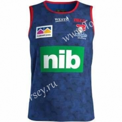 2019 Knight Blue Thailand Rugby Vest