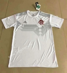 70th Anniversary Edition Flamengo White Thailand Soccer Jersey AAA-809