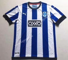 Commemorative Edition Monterrey Blue&White Thailand Soccer Jersey AAA-912