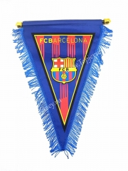 Barcelona Red&Blue Triangle Team Flag