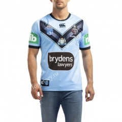 2020 Holden Home Blue Thailand Rugby Shirt