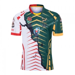 Joint Version 2019 World Cup Thailand Rugby Jersey
