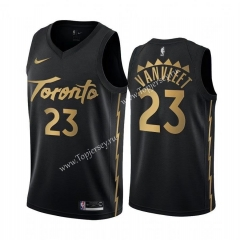 City Edition 2019-2020 Toronto Raptors Black #23 NBA Jersey
