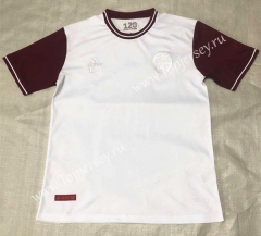 120 Commemorative Edition Bayern München White Thailand Soccer Jersey AAA-809