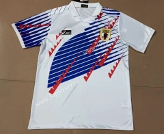 Retro Version 1994 Japan Away White Thailand Soccer Jersey AAA