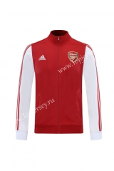 2020-2021 Arsenal Red Thailand Soccer Jacket -LH