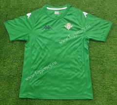 Commemorative Edition Real Betis Home Green Thailand Soccer Jersey AAA-503