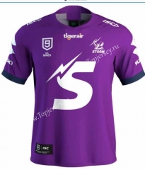 2020 Melbourne Purple Thailand Rugby Jersey