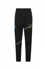 Player Version 2020-2021 Inter Milan Black Thailand Soccer Jacket Long Pants-LH