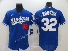 Los Angeles Dodgers Blue #32 Baseball Jersey