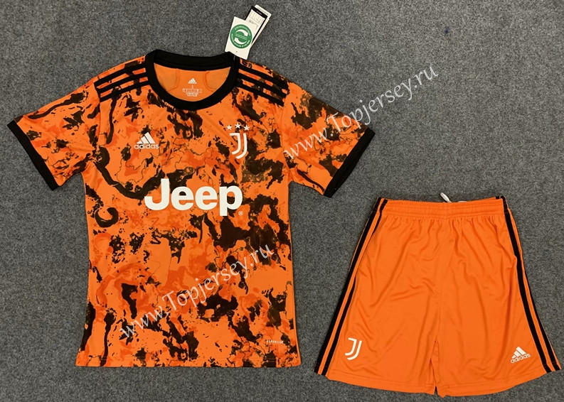 The Best Juventus Kit 2021 Orange