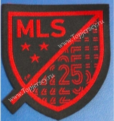 2020 MLS 25th Patch
