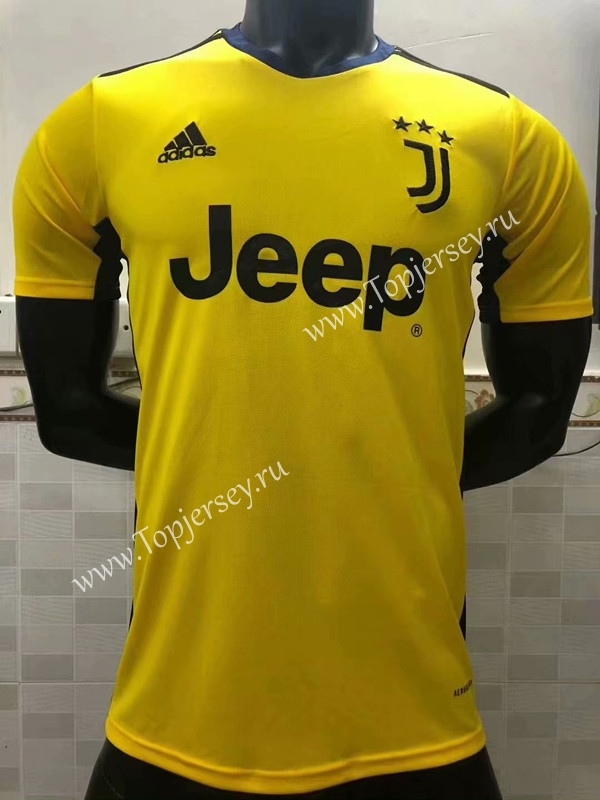 2020 2021 Juventus Yellow Thailand Soccer Jersey Aaa 509 Juventus Fc