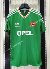 Retro Version Ireland Home Green Thailand Soccer Jersey AAA-C1046
