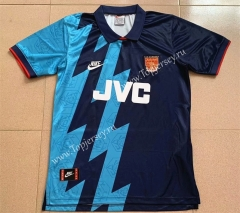 Retro Version 1995 Arsenal Away Blue Thailand Soccer Jersey AAA-709