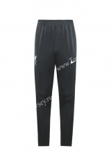 2020-2021 Liverpool Black Thailand Soccer Jacket Long Pants-LH