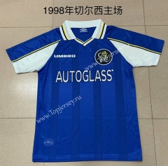 Retro Version 1998 Chelsea Home Blue Thailand Soccer Jersey AAA-AY