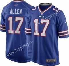 Buffalo Bills Blue #17 NFL Jersey