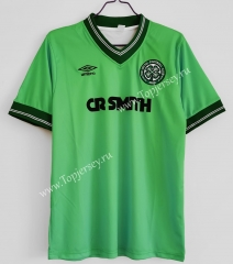 Retro Version 1984-1986 Celtic Home Green Thailand Soccer Jersey AAA-C1046