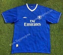 Retro Version 04-05 Chelsea Home Blue Thailand Soccer Jersey AAA-503