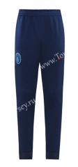 2020-2021 Manchester City Royal Blue Thailand Jacket Long Pants-LH