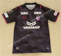 2021-2022 Cerezo Osaka 2nd Away Dark Purple Thailand Training Soccer Jersey AAA-417