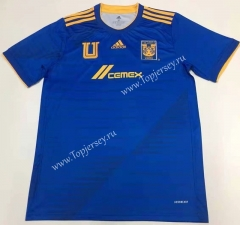 2021-2022 World Cup Tigres UANL Away Blue Thailand Soccer Jersey AAA-912