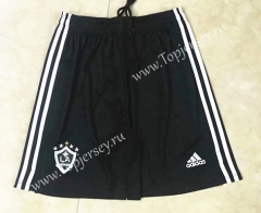 2021-2022 La Galaxy Home Black Thailand Soccer Shorts