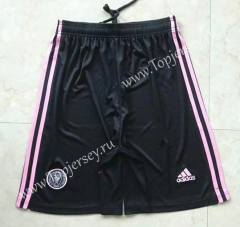 2021-2022 Inter Miami CF Home Black Thailand Soccer Shorts