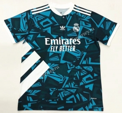 2021-2022 Real Madrid Dark Green Thailand Soccer Jersey AAA