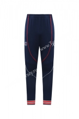 2021-2022 Jordan Paris SG Royal Blue Thailand Soccer Jacket Long Pants-LH