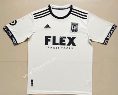 2021-2022 Los Angeles FC Away White Tailand Soccer Jersey AAA-HR