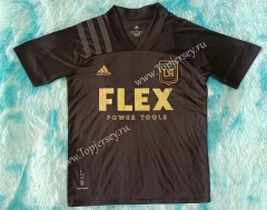 2021-2022 Los Angeles FC Home Black Tailand Soccer Jersey AAA-HR