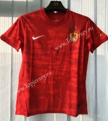 2021-2022 Guangzhou Evergrande Home Red Thailand Soccer Jersey AAA-711